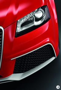 Audi RS3 Sportback|アウディ RS3 スポーツバック Photo04