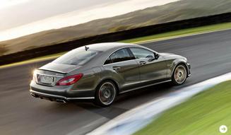 Mercedes-Benz|メルセデス・ベンツ CLS 63 AMG Photo02