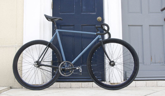 Fuji Bike x low pro