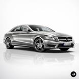 Mercedes-Benz CLS 63 AMG|メルセデス・ベンツ CLS 63 AMG