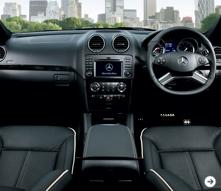 Mercedes-Benz M-Class メルセデス・ベンツ Mクラス Photo02