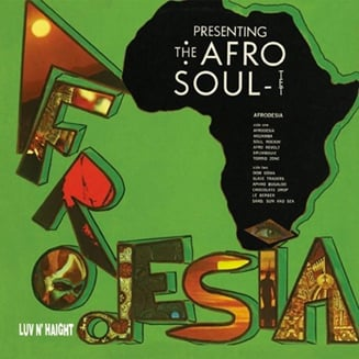 The Afro Soul-Tet 『AFRODESIA』