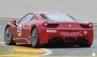 Ferrari 458 challenge|フェラーリ 458 チャレンジ Photo03