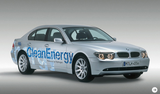 BMW Hydrogen 7|ビー・エム・ダブリュー ハイドロジェン7