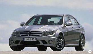 Mercedes-Benz C 63 AMG|メルセデス・ベンツ C 63 AMG