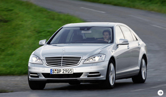 Mercedes-Benz S 250 CDI BlueEFFICIENCY|メルセデス・ベンツ S 250 CDI ブルーエフィシエンシー