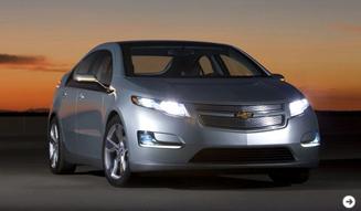 Chevrolet Volt|シボレー ボルト