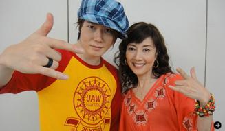 戸田恵子×植木 豪 02