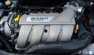 RENAULT LUTECIA RENAULT SPORT|ルノー ルーテシア ルノー スポール 試乗|03