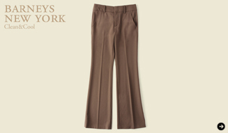 BARNEYS NEW YORK|バイヤー鈴木 春さんが薦める2011春夏スタイリング