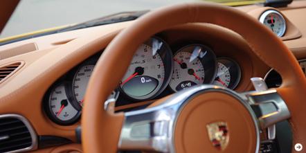 PORSCHE 911 turbo S|ポルシェ 911 ターボ S 試乗|06