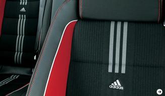 Volkswagen Golf GTI adidas|フォルクスワーゲン ゴルフ GTI アディダス 発売|02