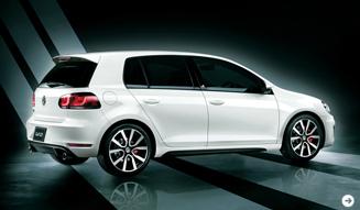 Volkswagen Golf GTI adidas|フォルクスワーゲン ゴルフ GTI アディダス 発売|03