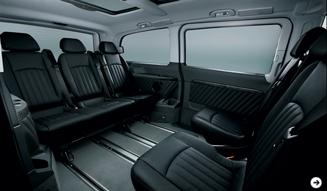 Mercedes-Benz V-Class|メルセデス・ベンツ Vクラス 新型を発売|04