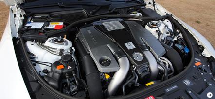 Mercedes-Benz CL 63 AMG|メルセデス・ベンツ CL 63 AMG 試乗|02
