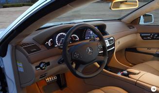 Mercedes-Benz CL 63 AMG|メルセデス・ベンツ CL 63 AMG 試乗|05