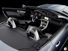 Mercedes-Benz SLK-Class|メルセデス・ベンツ SLKクラス 2012年モデルを発表|02