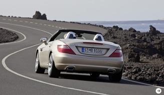Mercedes-Benz SLK-Class|メルセデス・ベンツ SLKクラス 2012年モデルを発表|03