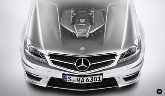 Mercedes-Benz C63 AMG|メルセデス・ベンツC 63 AMG|03