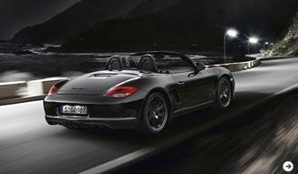 PORSCHE Boxster S Black Edition|ポルシェ ボクスターS ブラックエディション|02