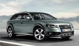 Audi A4 allroad quattro|アウディ A4 オールロードクワトロ