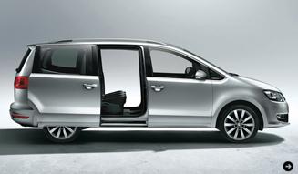 Volkswagen Sharan|フォルクスワーゲン シャラン 試乗インプレッション|05