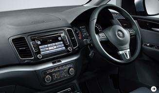 Volkswagen Sharan|フォルクスワーゲン シャラン 試乗インプレッション|02
