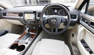 Volkswagen Touareg V6|フォルクスワーゲン トゥアレグ V6 試乗インプレッション|04