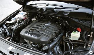 Volkswagen Touareg V6|フォルクスワーゲン トゥアレグ V6 試乗インプレッション|03