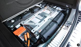 Volkswagen Touareg Hybrid フォルクスワーゲン トゥアレグ ハイブリッド 試乗インプレッション 03