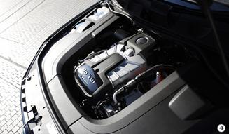 Volkswagen Touareg Hybrid フォルクスワーゲン トゥアレグ ハイブリッド 試乗インプレッション 02