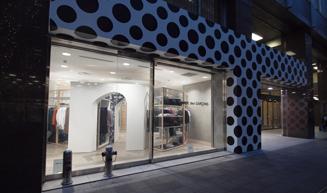 コム デ ギャルソン,丸の内店,COMME des GARcONS2