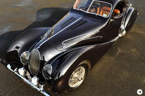 Talbot Lago Super Sport T150C Aerodynamics Coupe|タルボ・ラーゴスーパースポーツT150C エアロダイナミック・クーペ