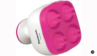Panasonic|パナソニック 気軽に使える、ヘッドスパマシーンが登場