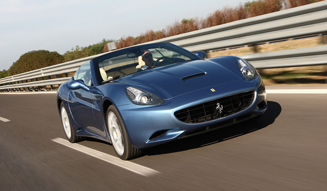Ferrari California|フェラーリ・カリフォルニア