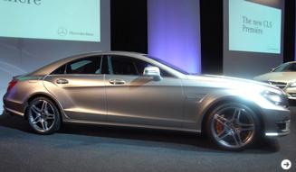 Mercedes-Benz CLS-Class|メルセデス・ベンツ CLSクラス フルモデルチェンジ!|02