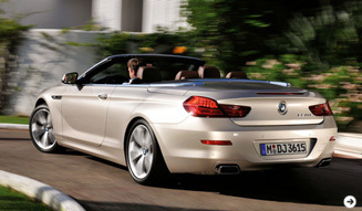 BMW 6Series Cabriolet|ビー・エム・ダブリュー 6シリーズ カブリオレ 国内予約受付開始!|02