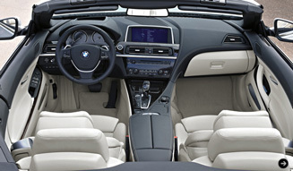 BMW 6Series Cabriolet|ビー・エム・ダブリュー 6シリーズ カブリオレ 国内予約受付開始!|04