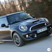 2011.02.02  MINI Cooper SD|ミニ クーパーSD