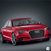 Audi A3 concept|アウディ A3 コンセプト