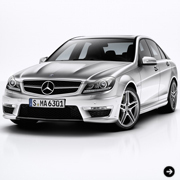 Mercedes-Benz C63 AMG|メルセデス・ベンツC 63 AMG