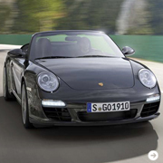 PORSCHE 911 Black Edition|ポルシェ 911 ブラックエディション