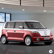 Volkswagen Bulli|フォルクスワーゲン ブリー