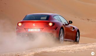 Ferrari FF|フェラーリ FF ジュネーブでお披露目|02
