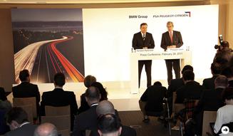 BMW|ビー・エム・ダブリュー PSA・プジョーシトロエンとの合併会社設立へ|02
