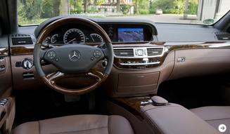 Mercedes-Benz S400 HYBRID|メルセデス・ベンツ S400 ハイブリッド  試乗インプレッション|06