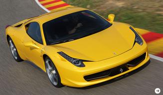 Ferrari 458 Italia|フェラーリ 458 イタリア