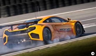 McLaren MP4-12C GT3|マクラーレン MP4-12C GT3|02