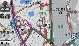 TOYOTA トヨタ G-BOOKを活用した「とおれた道マップ」 02