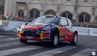 CITROEN DS3 WRC|シトロエン DS3 WRC ポルトガルで1、2フィニッシュ|02